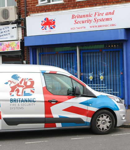 Security Company Solihull